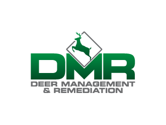 Deer Management & Remediation logo design