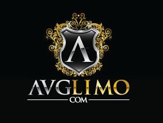 avglimo.com logo design