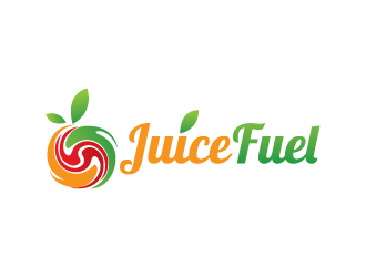 Juiced Fuel logo design