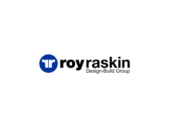 ROY RASKIN logo design