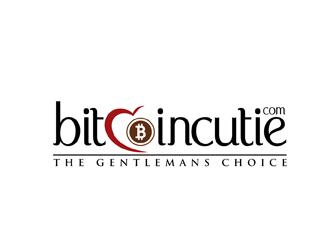 bitcoincutie.com logo design