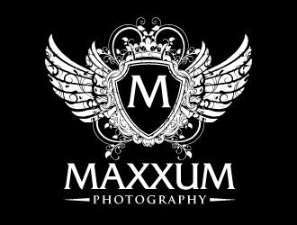 Maxxum Photography logo design