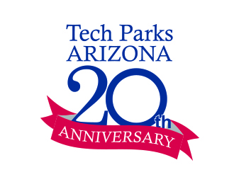 Tech Parks Arizona logo design