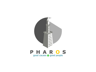 Pharos logo design