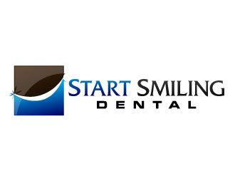 Start Smiling Dental logo design