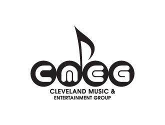 Cleveland Music & Entertainment Group logo design