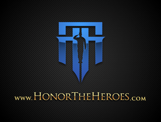 Honor the Heroes logo design winner