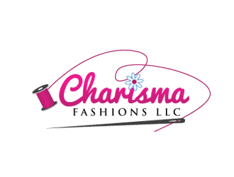 CHARISMA FASHIONS LLC logo design