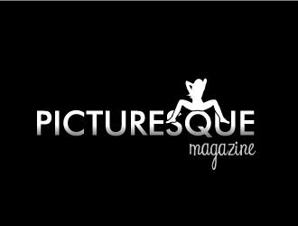 Picturesque Magazine logo design winner