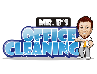 mr bs car wash logo design