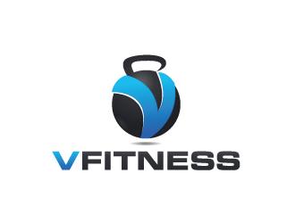VFitness logo design