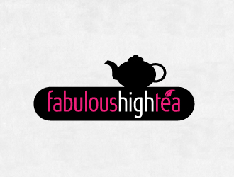 Fabuloushightea logo design