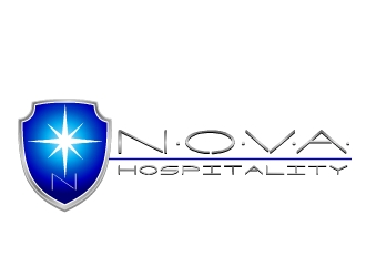NOVA logo design winner