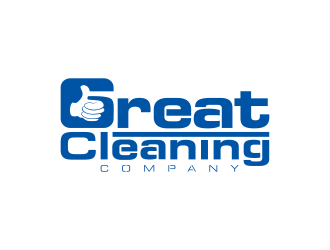 Great Cleaning Company logo design winner