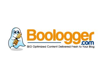 Boologger.com logo design