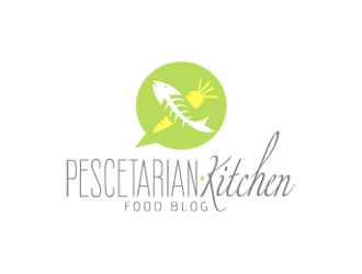 Pescetarian.Kitchen logo winner