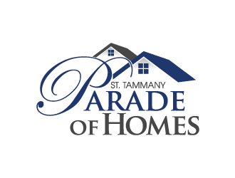 St. Tammany Parade of Homes logo design