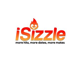 iSizzle logo design