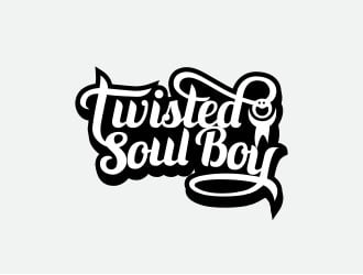Twisted Soul Boy logo design
