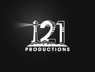 I21 Productions logo design winner