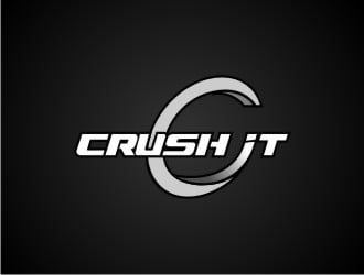 Crush iT LLC logo design