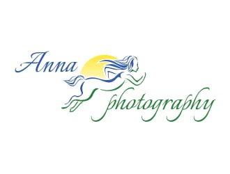 Anna Elizabeth Photography logo design winner