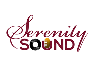 Serenity Sound logo design