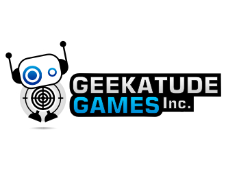 Geekatude Games Inc. logo design