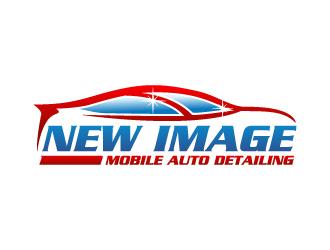New Image Mobile Auto Detailing logo design