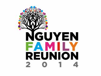 The Campbell Clan Family Reunion Logo Design