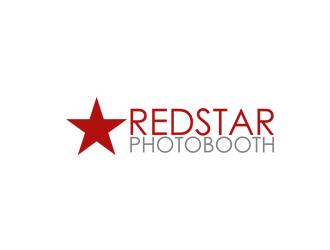Redstar Photobooth logo design