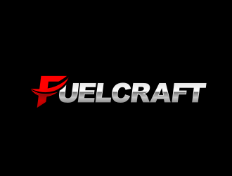 Fuelcraft logo design