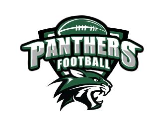 panthers football logo design 48hourslogocom