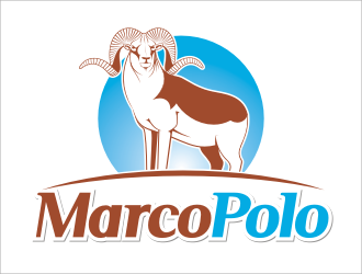 Marco Polo logo design