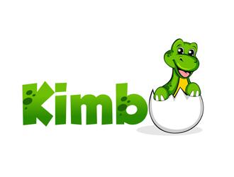 Kimbo logo design