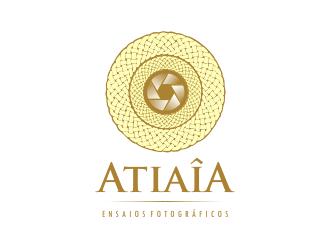 Atiaîa Ensaios Fotográficos logo design