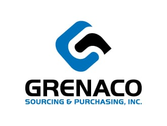 Grenaco Sourcing and Purchasing , Inc. logo design