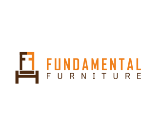 Fundamental Furniture logo design