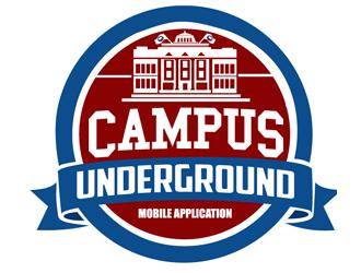 Campus Underground logo design