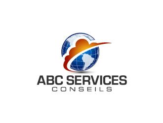 ABC Services Conseils logo design