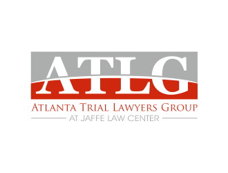 Atlanta Trial Lawyers Group At Jaffe Law Center logo design
