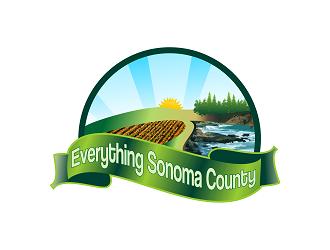 Everything Sonoma County logo design