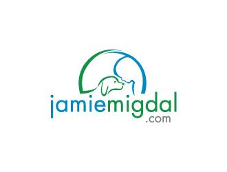 jamiemigdal.com logo design