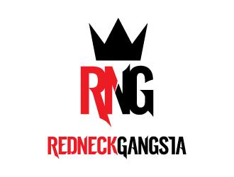 redneck gangsta logo design 48hourslogo com
