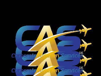 Corporate Aviation Services Ltd. logo design