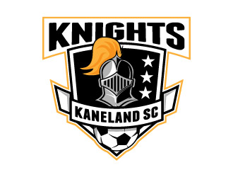 Kaneland United Soccer Club logo design