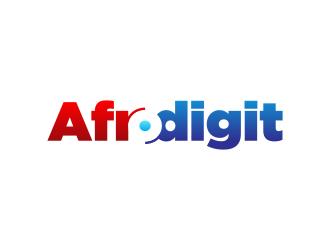 Afrodigit logo design