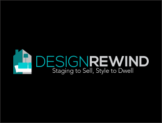 Design Rewind logo design