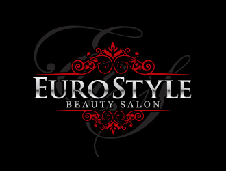 euro style beauty salon logo design concepts 11 - Nail Salon Logo Design Ideas