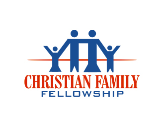 Christian Family Fellowship logo design